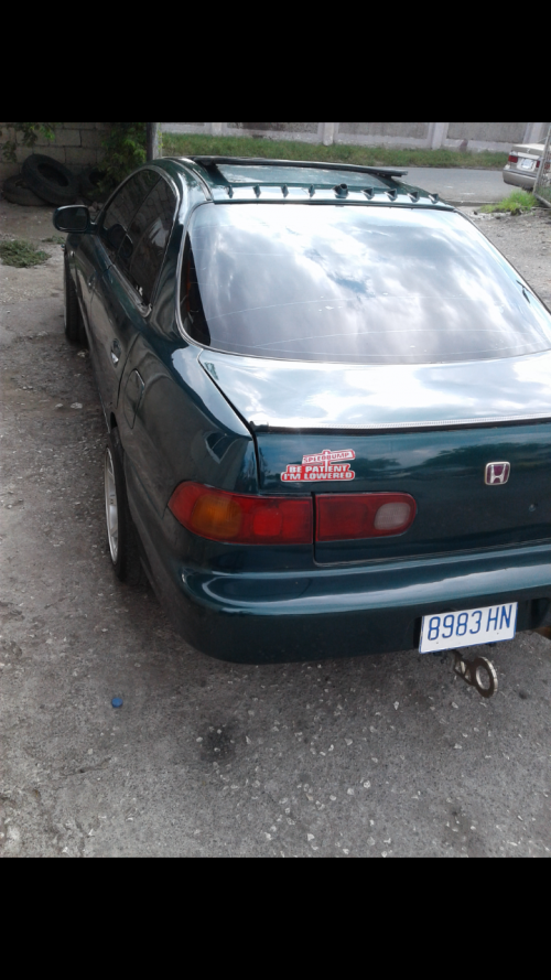 Honda Integra (original Sir)