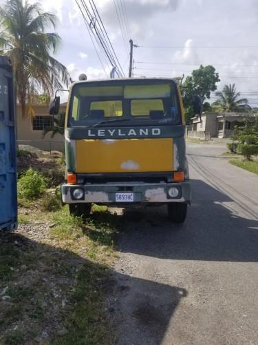 Leyland Flatbed Truck