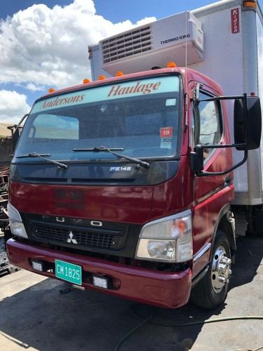 2010 Mitsubishi Fuso Trucks Newport West