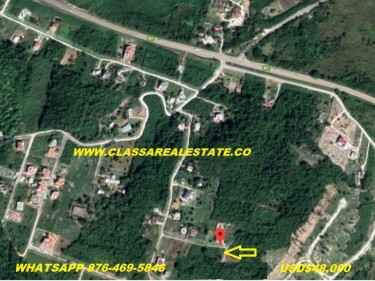1/4 ACRE CORNER LOT FOR SALE