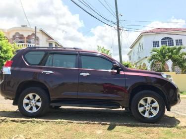 2010 Landcruiser Prado Vans & SUVs Molynes  Road