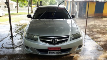 2007 Honda Accord CL7