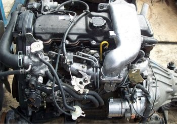 Japanese USED ENGINES FOR CAR TOYOTA 2L 3L HIACE