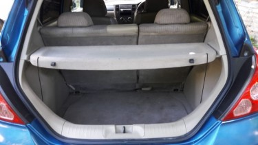 2005 Nissan Tiida Hatch