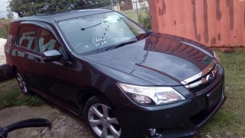 2012 Subaru Exiga