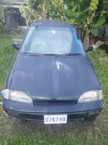 92 Suzuki Swift