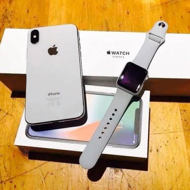 Apple IPhone X 256GB Space Grey Unlocked