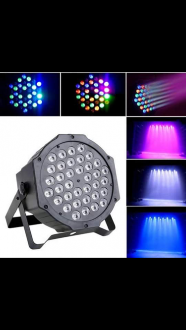 Dj Led Par Light For Sale