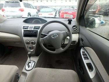 2012 Toyota Belta