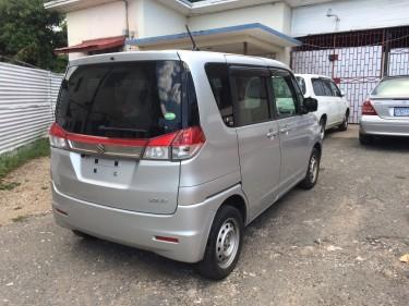 2013 Suzuki Solio