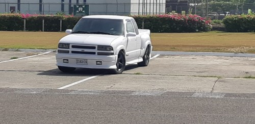2001 Chevrolet S10 Xtreme ( Sports)