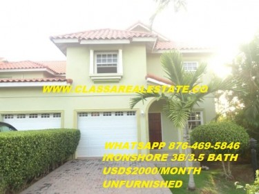 3 BEDROOM 3.5 BATH IN GATED COMMUNITY
