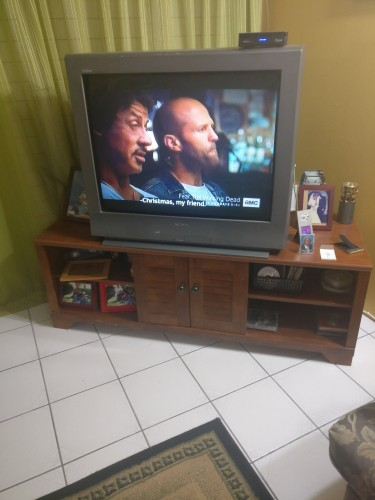 Fridge, TVs And TVs Stands