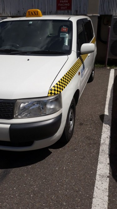 2013 Toyota Probox Motor Car With Hackney License