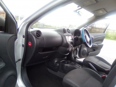 2012 Nissan Latio