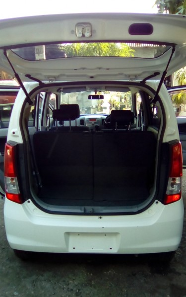 2012 Suzuki Wagon R- $850K Neg.(New Import)