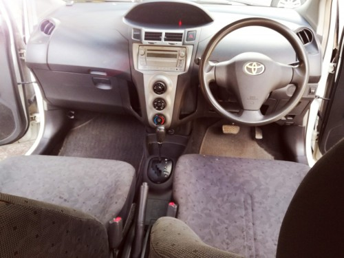 2009 Toyota Vitz
