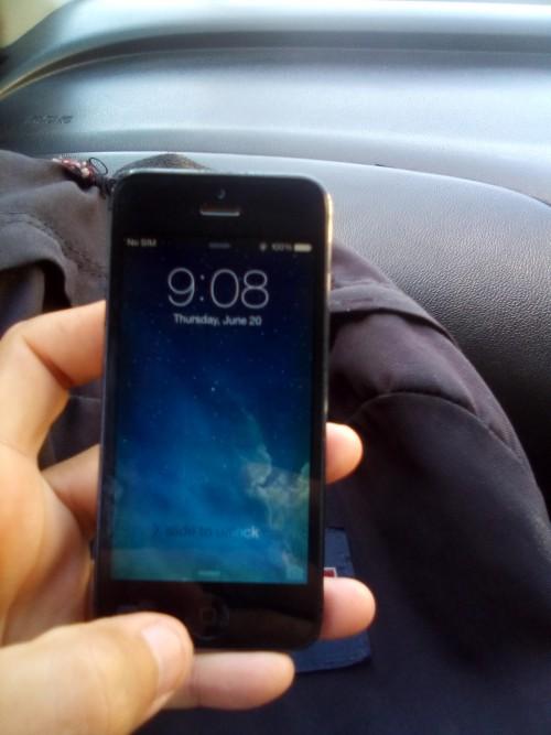 Iphone 5.   64gig