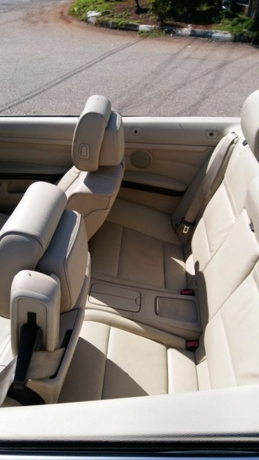 2010 BMW 328i CONVERTIBLE