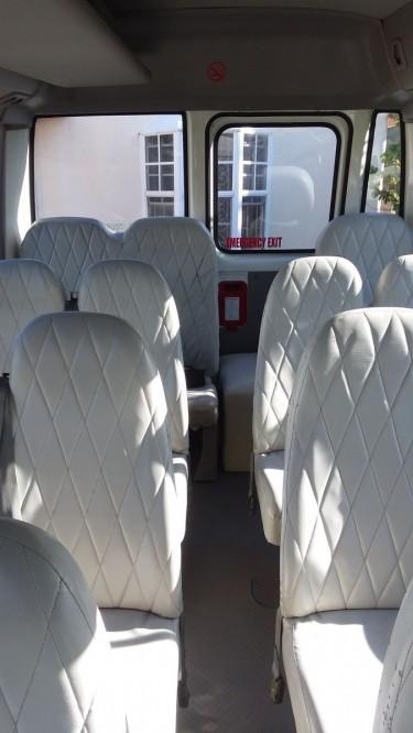 2016 Toyota Coaster Bus