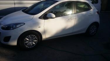 2014 Mazda Demio Newly Imported