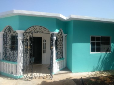 Brand New Constructed 2 Bedroom House