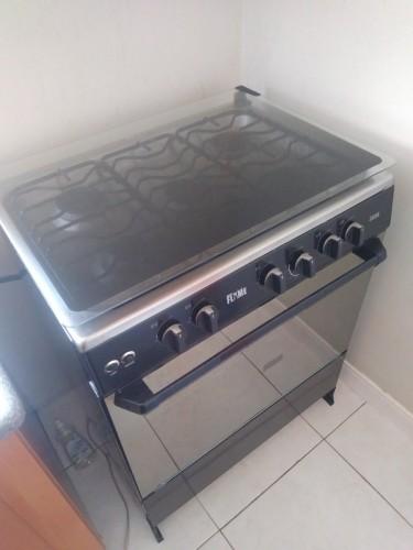 Refrigerator, Stove And Washing Machine
