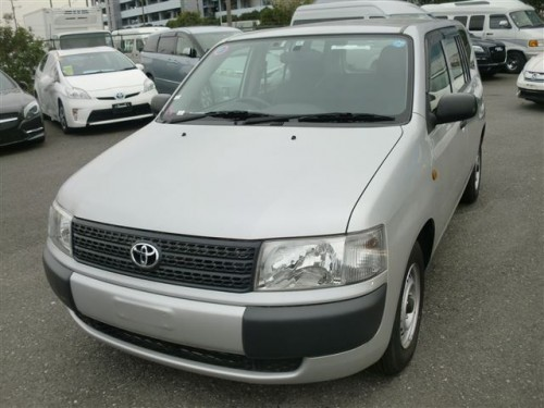 2014 Toyota Probox Newly Imported