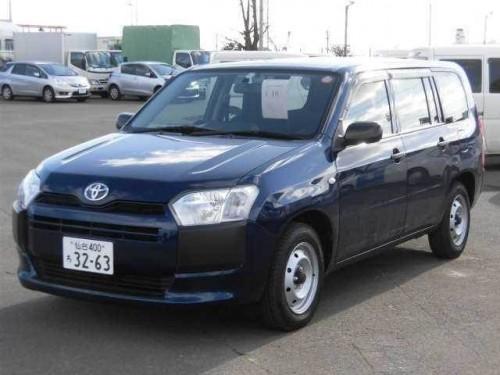 2015 Toyota Probox New Shape