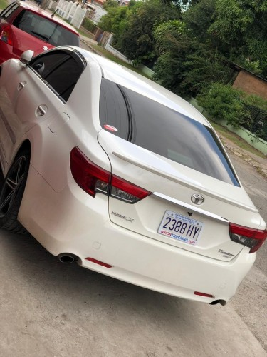 2013 Toyota Mark X Premium