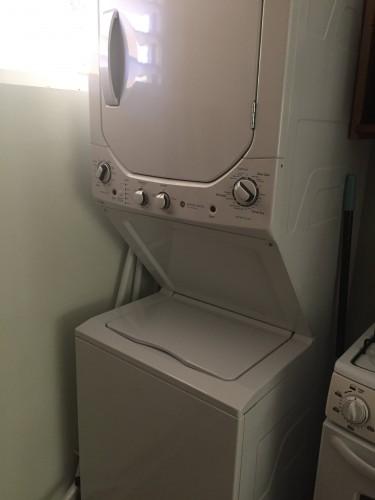Washer/dryer Unit GE Brand New