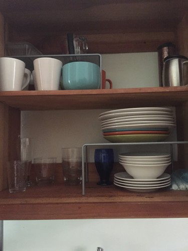Dishes, Bowls, Cups, Glasses Everything Included