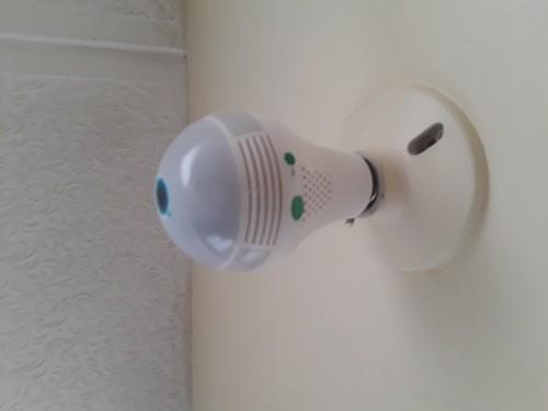 Smart Camera Bulbs