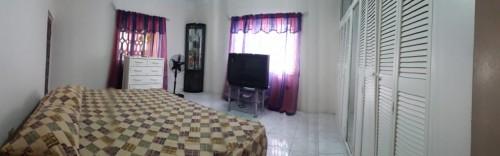 Kingsize 1 Bedroom Semi Furnished