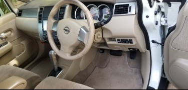 2012 Nissan Tiida Immaculate Condition