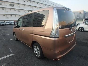 2016 Nissan Serena