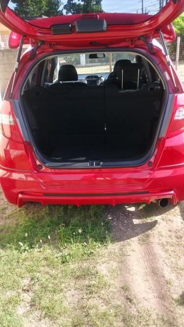 2012 Honda Fit (Female Driven)
