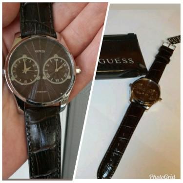 Authentic Guess Watches (Men & Women)