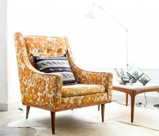Custom Build Your Own Beautiful Armchair