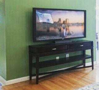 Custom Build Your Own Beautiful TV Stand