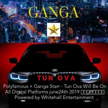 Ganga Starr - Tun Ova - Whitehall Ent.