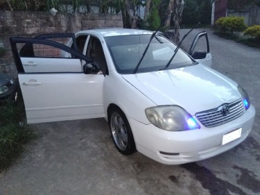 2003 Toyota Kingfish