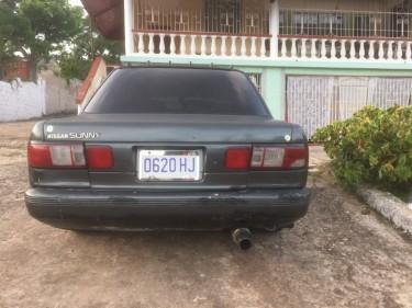 Nissan Sunny B13 Ga16 Engine