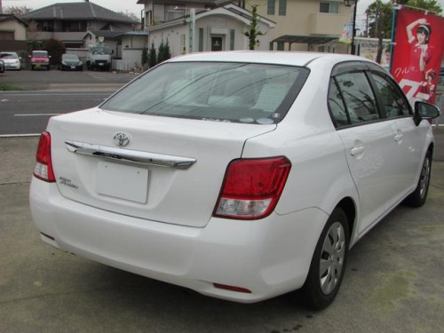 2015 Toyota Axico