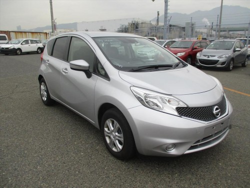 2015 And 2016 Nissan Note