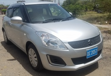 2016 Suzuki Swift