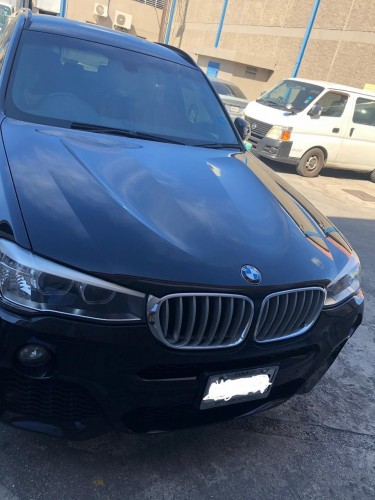 2015 BMW X3 M-Sport Package