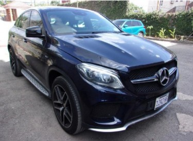 Mercedes-Benz GLE 450 4Matic Cars Kingston