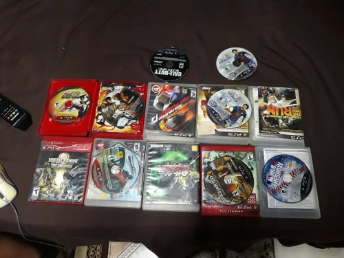 Ps3 And CD