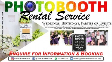 Photo Booth Rental Other Market Ocho Rios